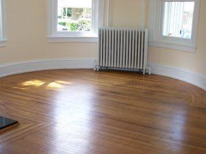 MC Brampton Flooring room final hardwood project